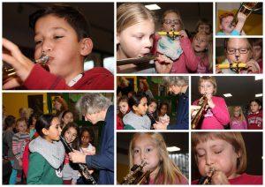 Klassenfest 4a Halloween und Kürbisse @ Melanchthonschule