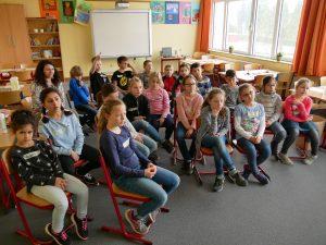 Kinderbuchautor Simak Büchel zu Besuch @ OGGS