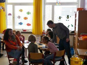 Weihnachtsbacken 1c @ Küche der Melanchthonschule