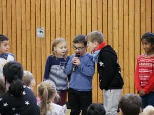 """Zahngesundheitsprojekt """"Gesund im Mund"""" @ Lernstudio der Melanchthonschule"""
