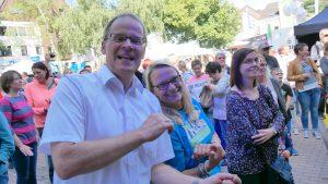 Wir waren dabei! Beim 50. Geburtstag der Gemeinde Wickede (Ruhr) Herzlichen Glückwunsch!